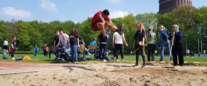 Sportfest auf der Jahnkampfbahn