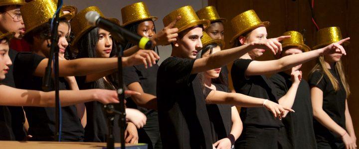 """""""Wir suchen dich!"""" – Premiere vom diesjährigen Musiktheaterstück"""