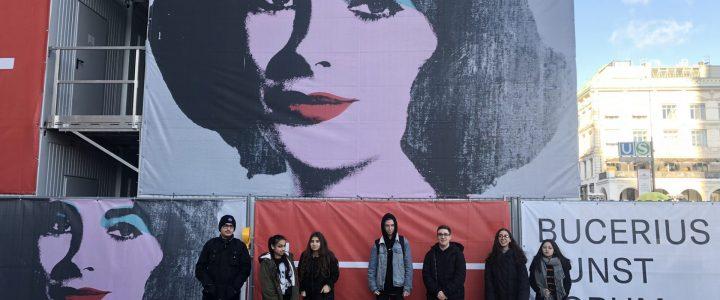 Pop Art – von SchülerInnen für SchülerInnen erklärt!